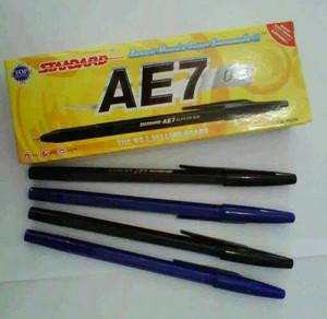 Harga pulpen standard ae7 1 | HARGALOKA.COM