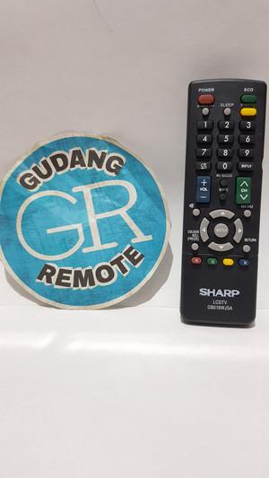 Harga remote remot tv sharp lcd led grade | HARGALOKA.COM