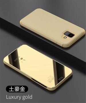 Harga casing mirror flip cover auto lock kick stand xaiomi redmi note 5 pro   | HARGALOKA.COM