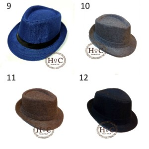 Harga topi fedora panama hat jazz koboy hat topi pantai flux banyak warna   | HARGALOKA.COM
