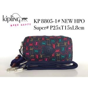 Harga tas pouch hpo impor selempang kecil kipling hpo 8805   | HARGALOKA.COM