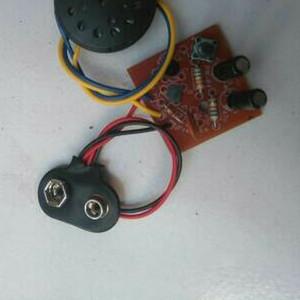 Harga kit sirine mini tanpa speaker no solder | HARGALOKA.COM