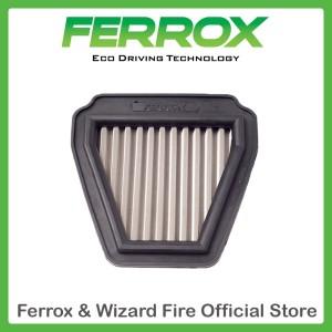 Harga ferrox filter udara honda supra gtr   HARGALOKA.COM