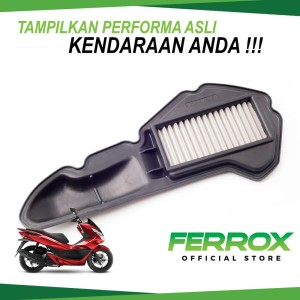 Harga ferrox filter udara honda pcx 150 lokal   HARGALOKA.COM