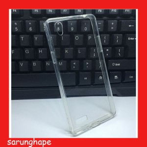 Harga clear soft case casing transparan oppo mirror | HARGALOKA.COM