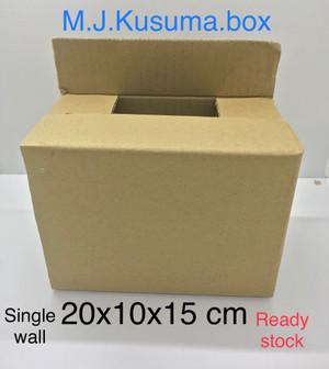 Harga kardus karton box cocok untuk packing barang jualan | HARGALOKA.COM
