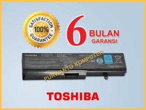 Harga original baterai toshiba portege t115 t115d t130 t130d t131 | HARGALOKA.COM
