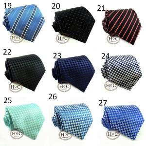 Harga neck tie dasi motif slim fit ready stock untuk wedding perusahaan   2 | HARGALOKA.COM