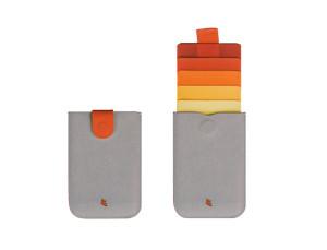 Harga dax wallet microfiber leather v2 dompet minimalis cardholder | HARGALOKA.COM