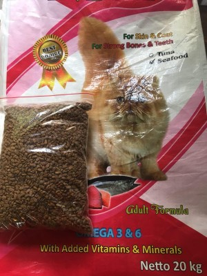Harga Nice Cat Food Repack 1kg Katalog.or.id