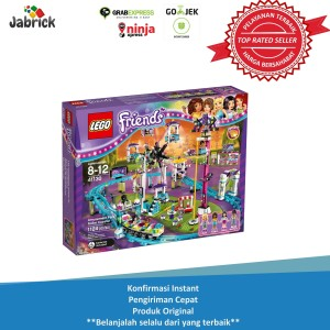 Harga lego 41130 friends amusement park roller   HARGALOKA.COM