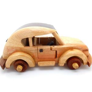 Harga miniatur mobil vw kodok kayu oleh 34 | HARGALOKA.COM