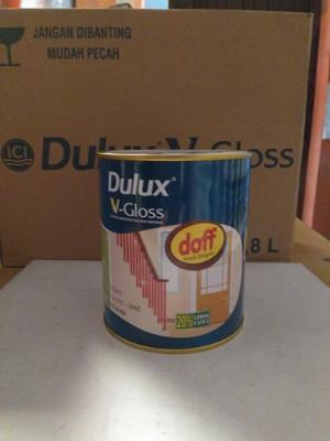 Harga Cat Minyak Dulux V Gloss Kayu Besi Katalog.or.id