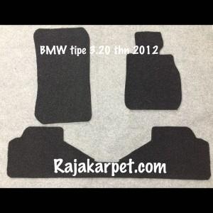 Harga termurah karpet mie bihun mobil bmw tipe 3 20 thn 2012 rp 300   HARGALOKA.COM