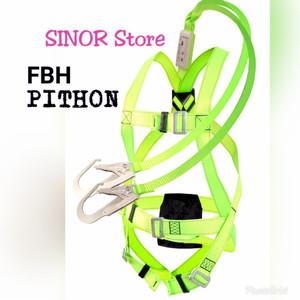 Harga full body harness double big hook safety belt pithon sabuk   HARGALOKA.COM