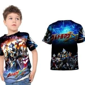 Harga kaos tshirt baju anak fullprint custom | HARGALOKA.COM