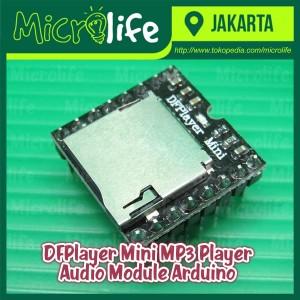 Harga dfplayer mini mp3 player audio module | HARGALOKA.COM
