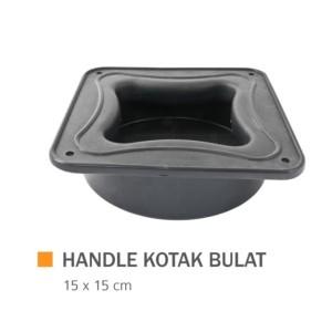 Harga handle salon speaker model kotak bulat ukuran 15 x 15cm per | HARGALOKA.COM