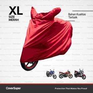 Harga cover motor honda cbr150 anti air 70 murah   HARGALOKA.COM