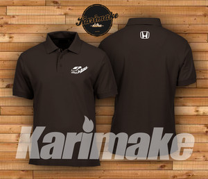 Harga polo shirt polo kaos mobil honda jazz ge 8 kaos otomotif   | HARGALOKA.COM