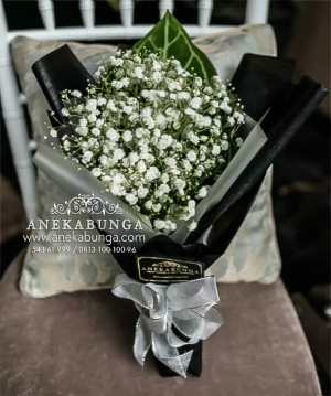 Katalog Winter Dreams 2 Tangkai Hydrangea Korean Style Hand Bouquet Katalog.or.id