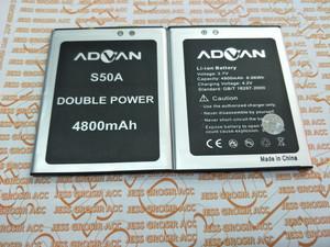 Harga baterai battery batre original double power advan vandroid | HARGALOKA.COM