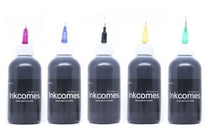 Harga 50ml 11 jarum   inkcomes tinta tattoo temporary temporer inkbox     HARGALOKA.COM