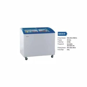 Harga sliding freezer sansio san   HARGALOKA.COM