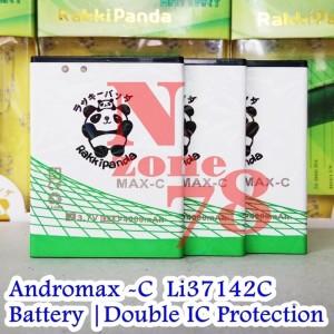 Harga baterai andromax c li37142c double ic | HARGALOKA.COM