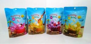 Harga yummy bites yogurt melts snack bayi   20gr   | HARGALOKA.COM