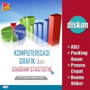 Harga komputerisasi grafik dan diagram statistik   agus dwi | HARGALOKA.COM