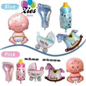 Katalog Balon Foil Baby Boy And Girl By Esslshop2 Katalog.or.id