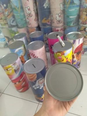Harga Celengan Kaleng Super Jumbo Katalog.or.id