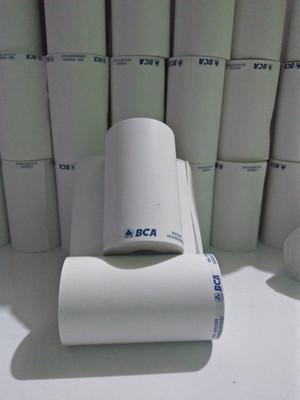 Harga kertas kasir thermal logo bank bca uk | HARGALOKA.COM