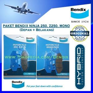 Harga paket bendix ninja 250 z250 250 mono 150rr athlete     HARGALOKA.COM