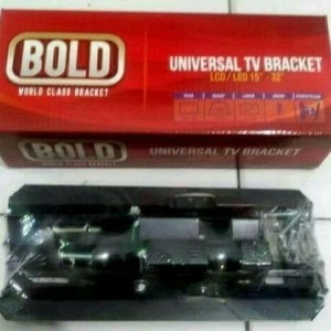 Harga bold braket breket lcd led bracket tv 15 inch   32 inch 15 34   32 34   HARGALOKA.COM