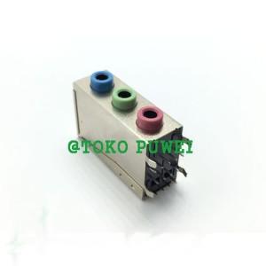 Harga computer motherboard 3 hole 3 5mm audio jack interface connector | HARGALOKA.COM