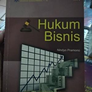 Harga buku hukum bisnis by nindyo pramono penerbit universitas | HARGALOKA.COM