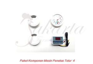 Info Paket Siap Pakai Thermostat Termostat Pemanas Termometer Mesin Tetas Katalog.or.id