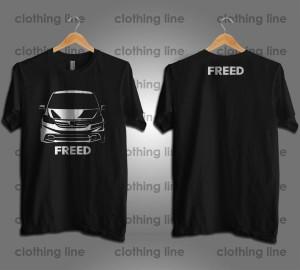 Harga kaos baju mobil honda freed | HARGALOKA.COM