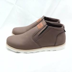 Harga sepatu mrch briken casual boots loafers motor gunung proyek santai   HARGALOKA.COM