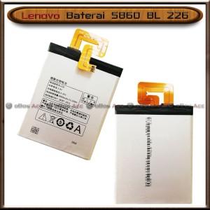 Harga baterai lenovo s860 bl226 bl 226 original batre | HARGALOKA.COM