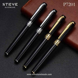Harga pena ballpoint bolpen bolpoin pulpen rollerball pen steve p7201 custom   | HARGALOKA.COM