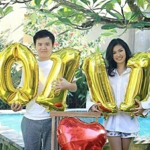 Harga Balon Foil Huruf Dan Angka Besar 80cm Gold Silver Pink Biru Katalog.or.id