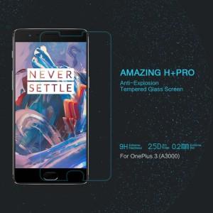 Harga oneplus 3 3t   nillkin tempered glass amazing h pro | HARGALOKA.COM