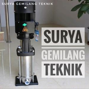 Harga pompa cnp cdlf 2 11 220v pompa booster pump ro dan cars wash   HARGALOKA.COM