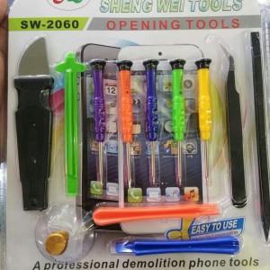 Harga opening set tool kit obeng pembuka handphone alat service   HARGALOKA.COM