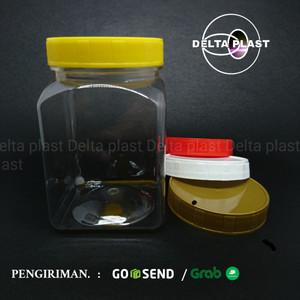 Harga toples 340 ml kotak pengiriman gosend dan grab | HARGALOKA.COM