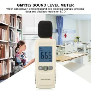 Harga sound level meter digital alat ukur decibel pemantauan tester | HARGALOKA.COM