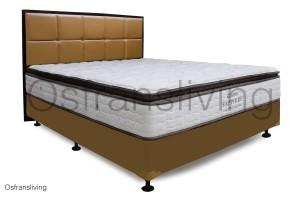 Harga guhdo springbed sapphire dream   160 x 200   fullset executive | HARGALOKA.COM